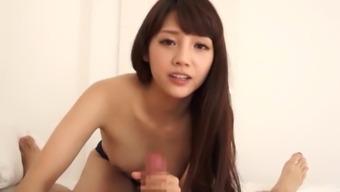 Rei mizuna hot blow job