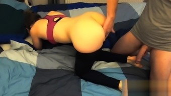 Cheating wife stranger takes condom off and cum inside her - PN