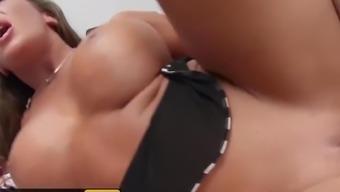 Brazzers - Busty milf Richelle Ryan loves Halloween fucking