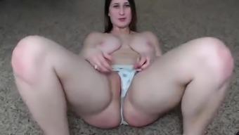 Big boobs Aria kissing a huge excess weight schlong