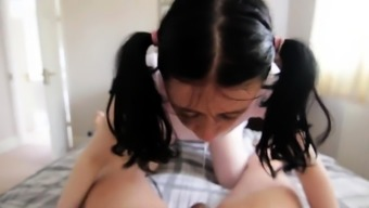 Amateur Blowjob from my love