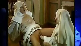 Depraved nuns fuck hard
