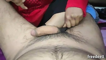Indian sister helps me to shave my hair and we fuck