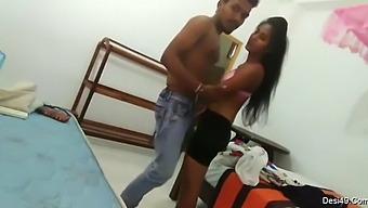 Collage girl Desi mms in hostel