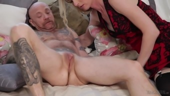 Mandy Mitchell is basically a hen by using a cock positioned for a wild act