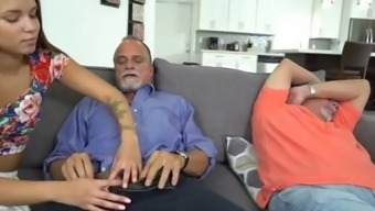 Move daddy utilizes thing on ally's daughter
