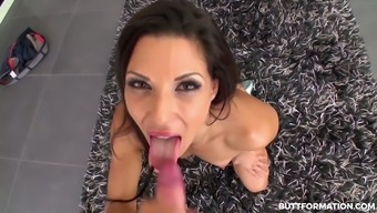yoga coach gets perverted and fucks attractive bootyful toddler alexa tomas