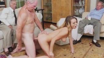 Old adult man little date and old grand father cumshots snapchat Molly Earns Her Keep