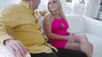 FamilyStrokes - Addicted BY My Heated Gold-Digging Step-Mom