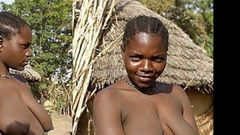 Africa tribe HD