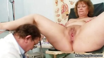 Soiled physician fucking his age patient part5