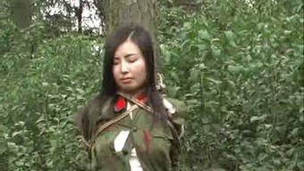 Chinese people military girl connected to hierarchy one(1)