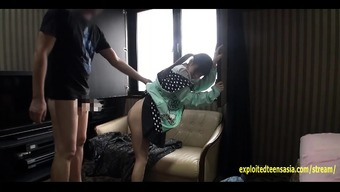 Small Jav Teenager Fucks In their Hoodie On The Sofa Really Attractive