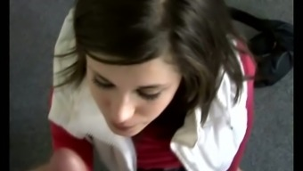 Amazingly lovely sweety justifes her love-making skills