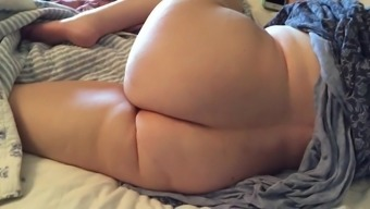 Plus-size woman Partner Clair - Stupid ass Make use of the