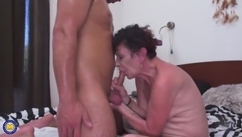 Awkward intercourse with the use of grow older mum and granny