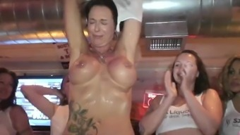 NUDE SLUTTY DIRTY SPRING BREAK WET T CONTEST KEY WEST PT2