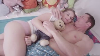 Just about legal action young adult Alice March is having intercourse with her altered stepdad
