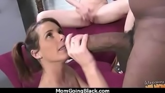 Cool Beautiful Mama Getting Black Raise 30