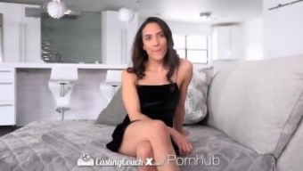 CastingCouch-X This Chloe amour lookalike will be the new strumpet
